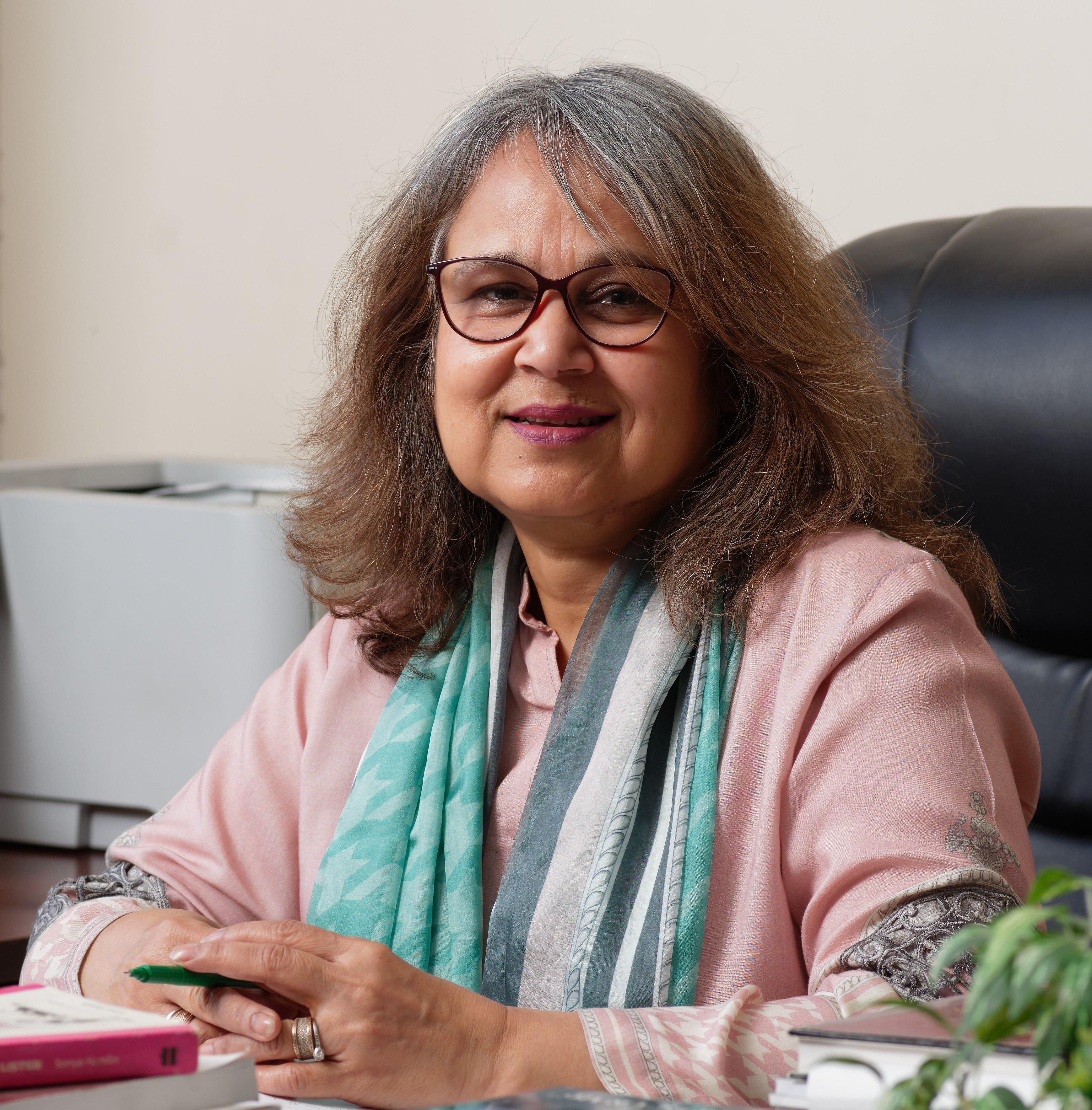 Dr.  Salma Siddiqui