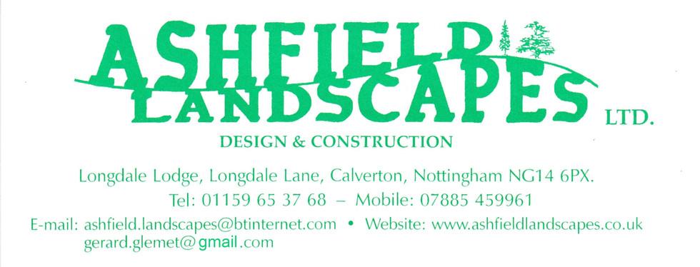 Ashfield Landscapes LTD Gallery