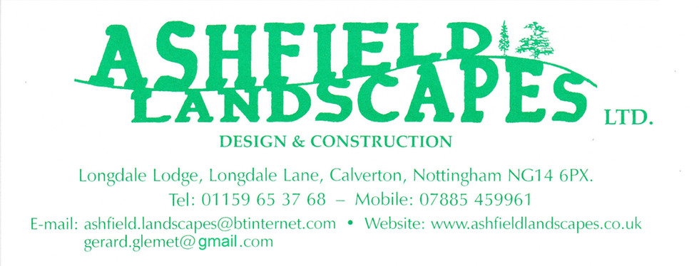 Ashfield Landscapes LTD Gallery