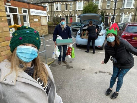 The William Hobbayne Charity Partners with The Goodgym