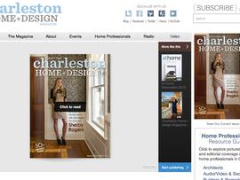 Charleston Home + Design Winter 2015