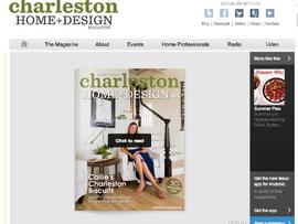 Charleston Home + Design Summer 2014