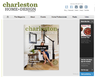 Charleston Home + Design Summer 2014