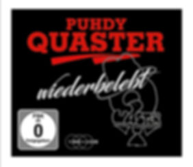 vorläufiges Quaster Cover CD 2020