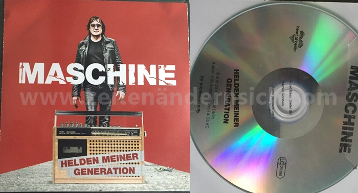 Promo Single Maschine