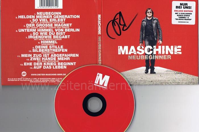 Maschine-Neubeginner- 14 Track