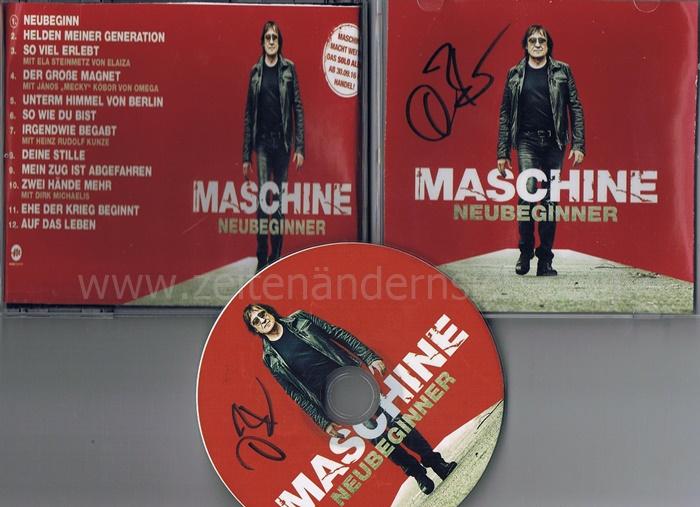 Maschine- anderes Cover- Polen