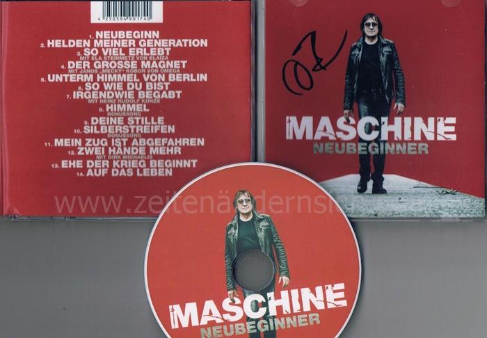 Maschine-Polen -14 Track