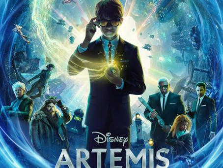 Artemis Fowl coming to Disney +