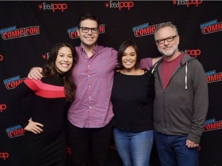 Ralph Breaks the Internet at NY Comic Con