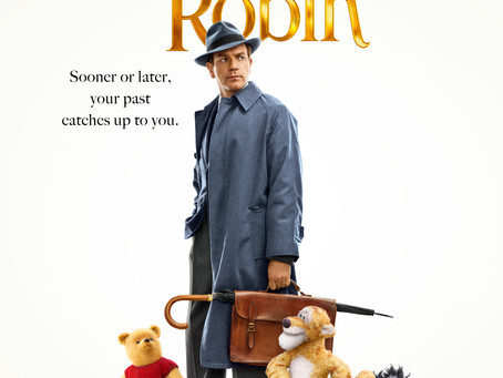 """""""Christopher Robin"""" and Friends Come Out to Play This Summer"""