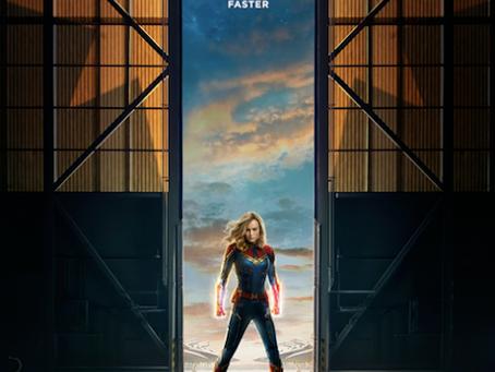 Captain Marvel Shares New Trailer