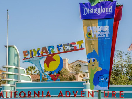 Pixar Pier Counts Down To Grand Opening!