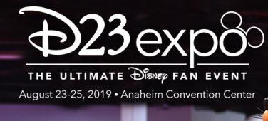 D23 announces 2019 Expo News