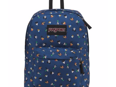 Disney X Jansport Backpacks