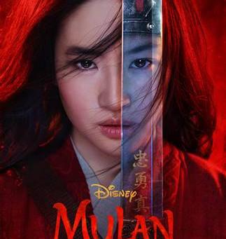 Mulan Live Action Film Arrives Spring 2020