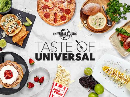 Taste of Universal 2021