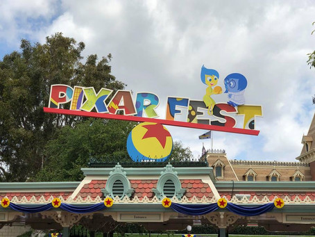 Pixar Fest Starts Today At The Disneyland Resort