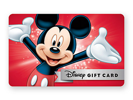 Free Disney Gift Cards For Your WDW Vacation.