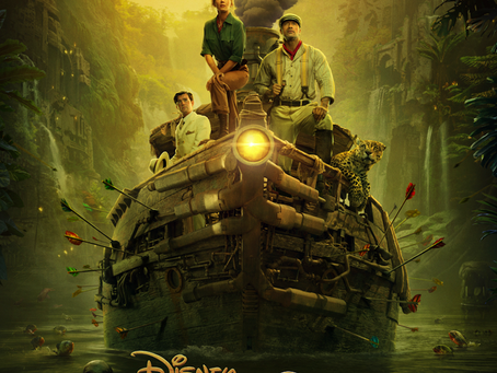 Live Action Jungle Cruise Hits Theaters June 2020!