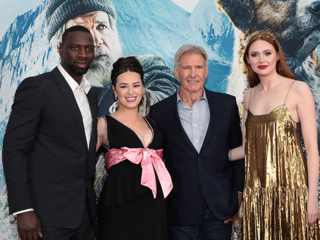 "World Premiere Photos of ""The Call Of The Wild"""