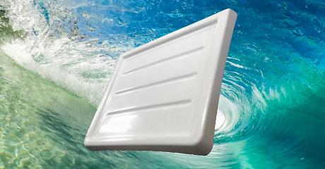 Square marlin board
