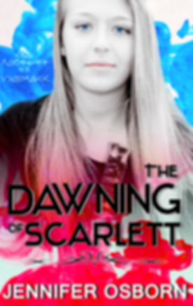 The Dawning of Scarlett book cover