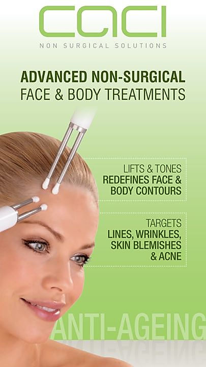 CACI Advanced non-surgical face and body treatments