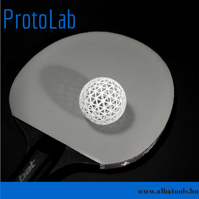 3D printed PingPong ball