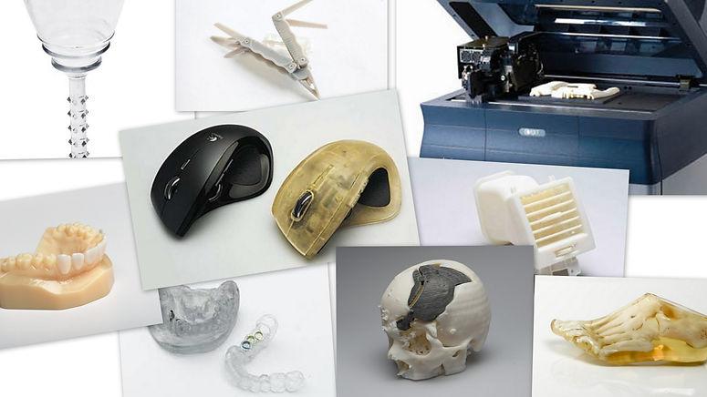 3D nyomtatás, gyors prototípusgyártás