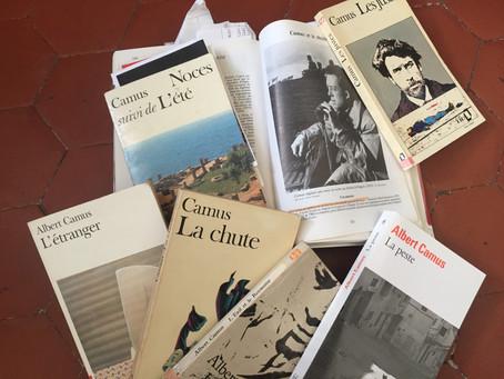 Camus, l'écriture de l'homme