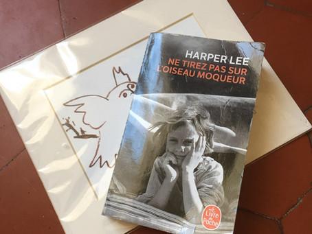 Le livre: TO KILL A MOCKINGBIRD, Harper Lee