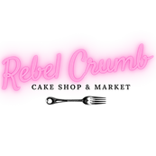 Rebel Crumb Cake Shop Logo