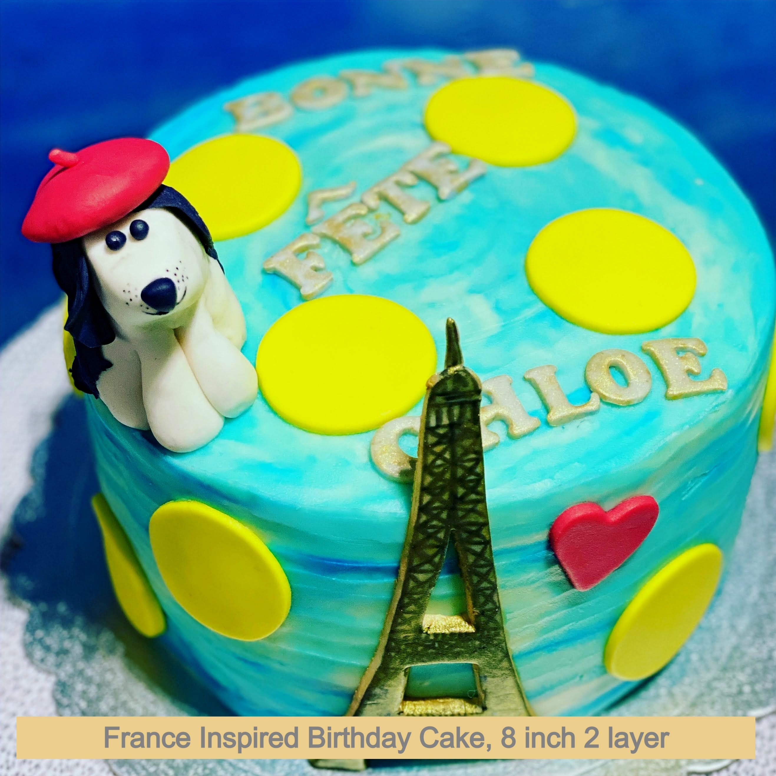 Birthday in Paris