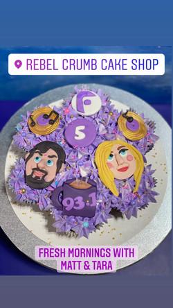 Matt & Tara Cupcakes