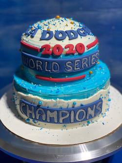 LA Dodgers World Series