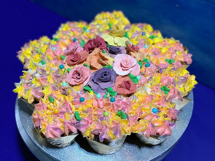 Cupcake Cluster ~ One Dozen