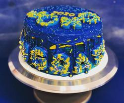 Jono Graduation Cake