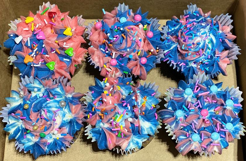Matt & Tara 5th Anniversary Cupcakes