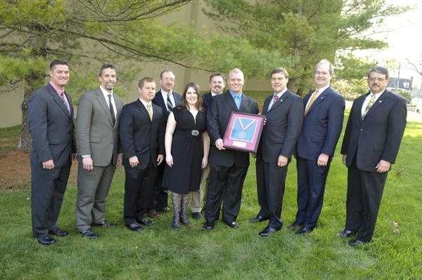 As a leader in the green building movement, Charles' firm, Gaines Group Architects, was recognized by then Governor Kaine