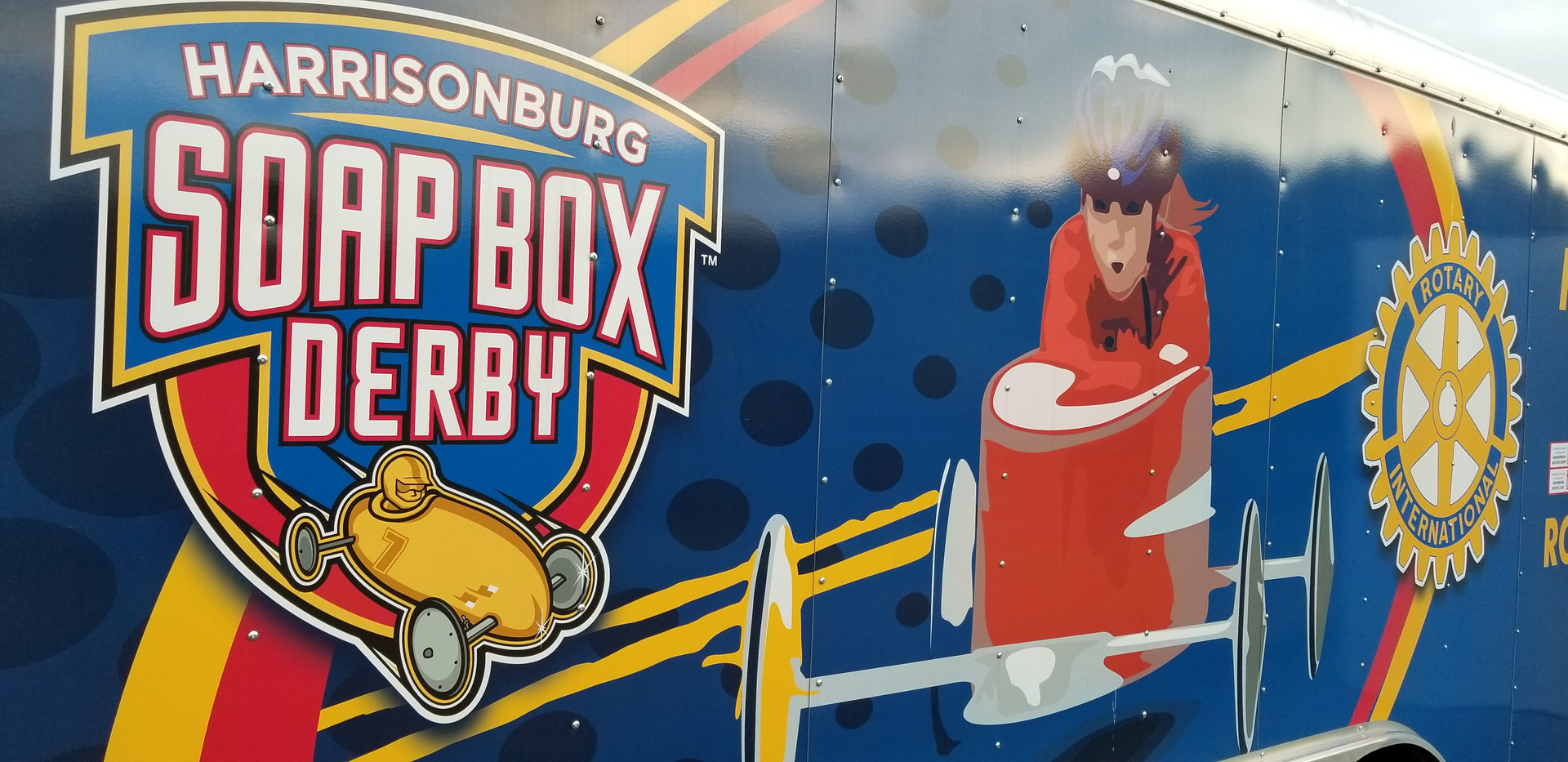 Harrisonburg Soap Box Derby