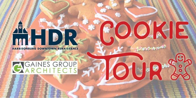 Harrisonburg Downtown Renaissance Cookie Tour