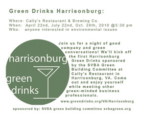 Harrisonburg Green Drinks