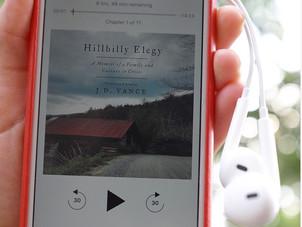 """Hillbilly Elegy"" - Add it to Your Summer Reading/Listening List"