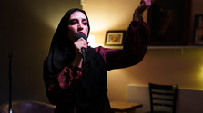 Performing at Soundbites