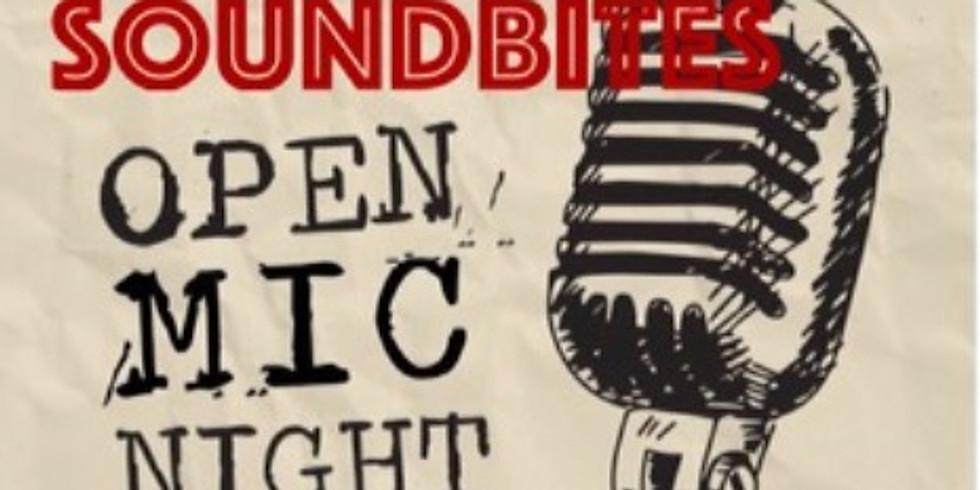 Soundbites Open Mic Night - Tahira Rehman