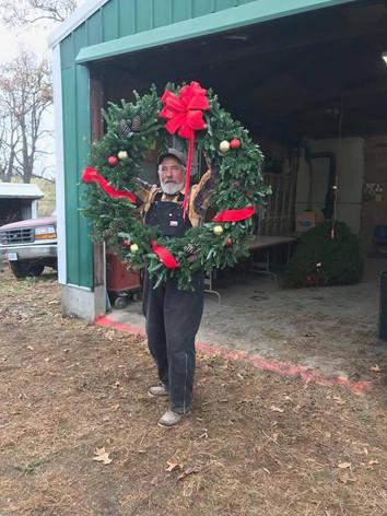 "36"" Wreath"