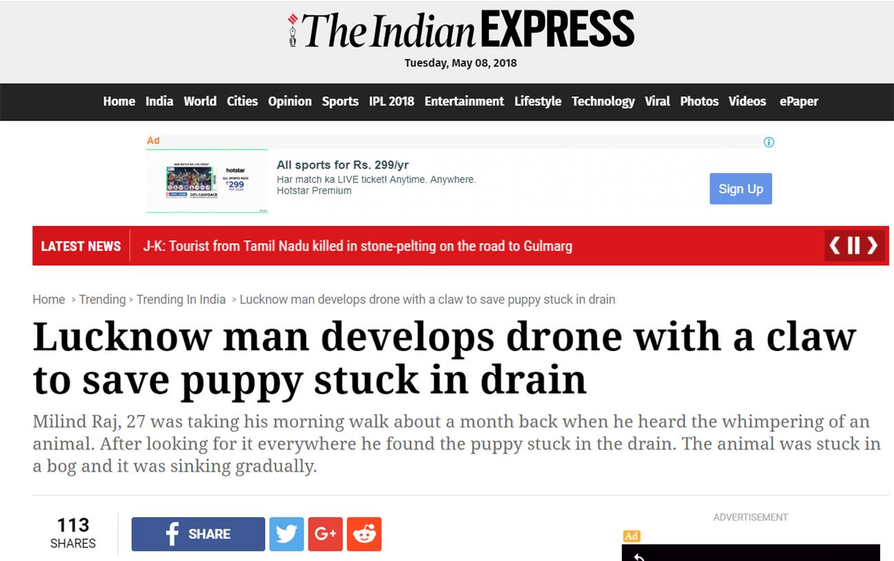 09 Indian Express