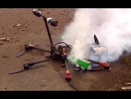 Did India lose the big billion dollar drone industry?