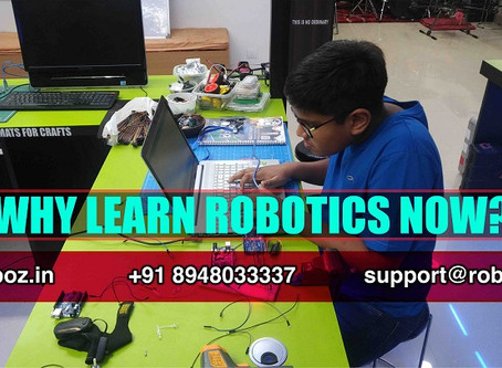 The Importance of Robotics in Education